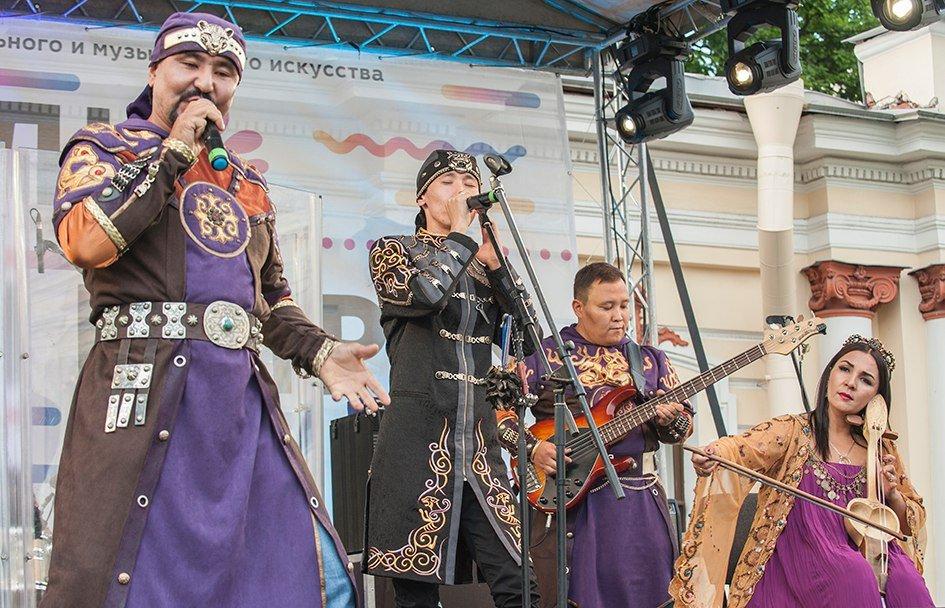 Фестиваль этнической музыки «ЭтоЭтно»