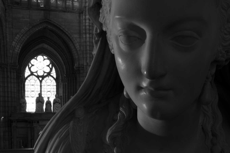 Фотовыставка «Скульптура базилики Сен-Дени»