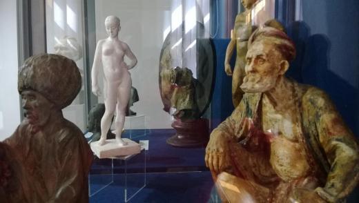 Выставка «Скульптор Нина Конрадовна Слободинская. Впоисках совершенства»