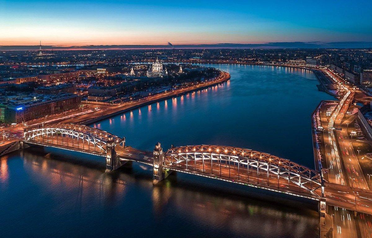 Сезон навигации вСанкт-Петербурге 2020