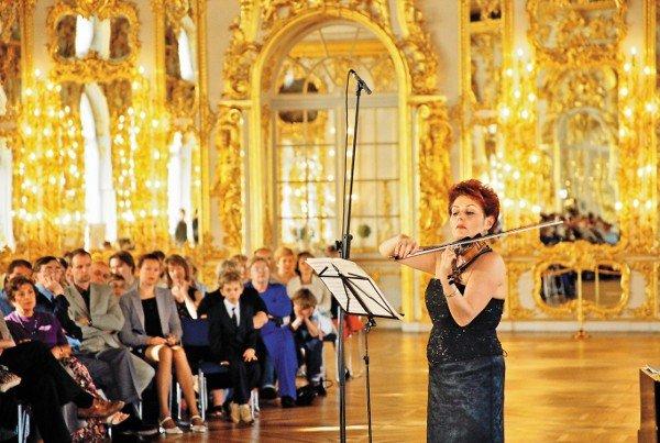 Международный музыкальный фестиваль «Дворцы Санкт-Петербурга» 2019