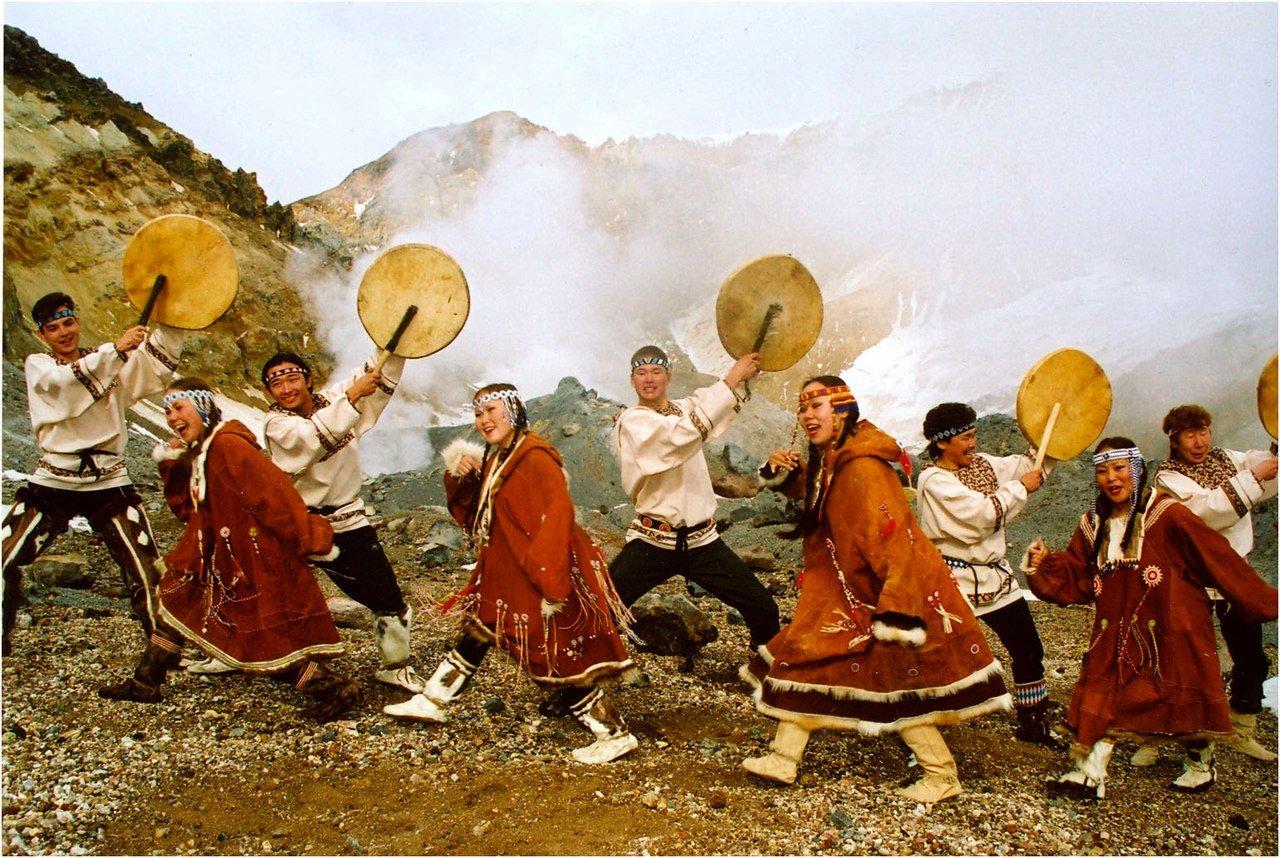 Фестиваль «Манящие миры. Этническая Россия»