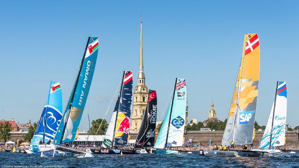 Программа главных событий Санкт-Петербургской Морской Ассамблеи 8 и9 июля 2017