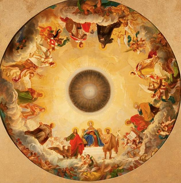 Выставка «Исаакиевский собор. Кистории создания»