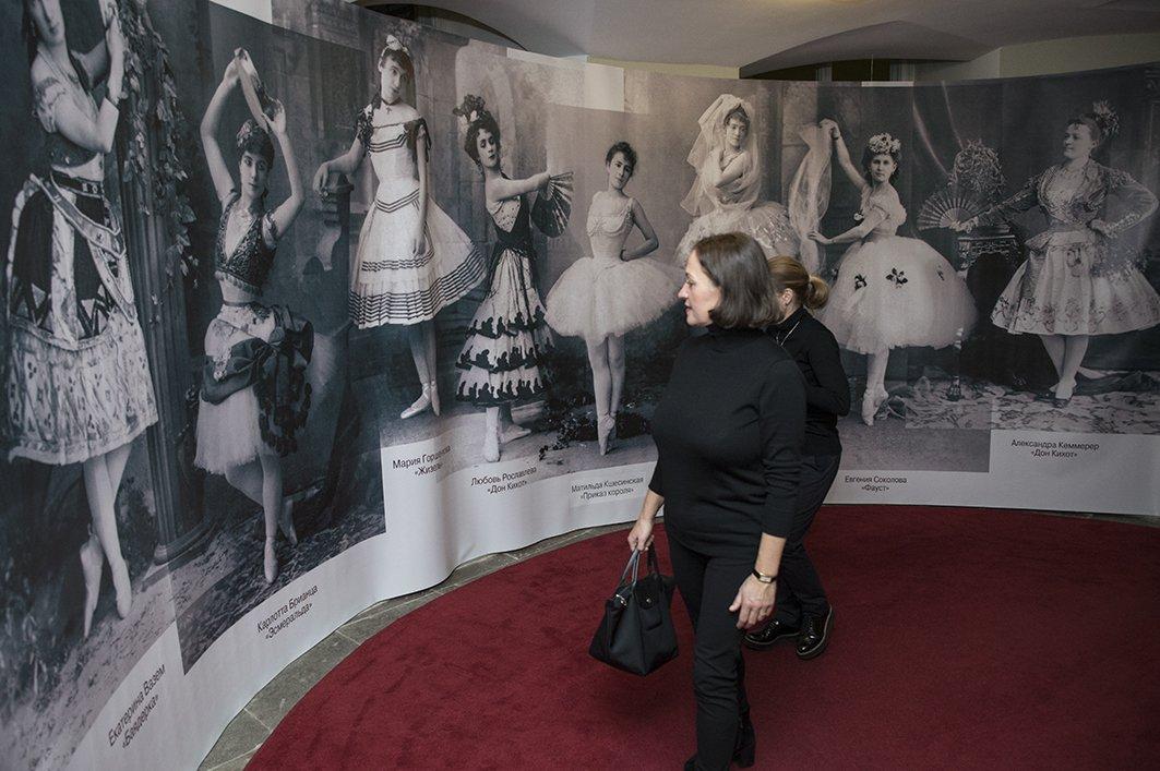 Выставка «Петипа. Танцемания»