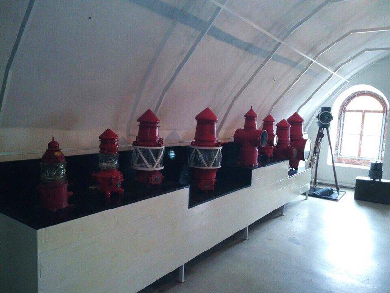 Музей маяков вКронштадте