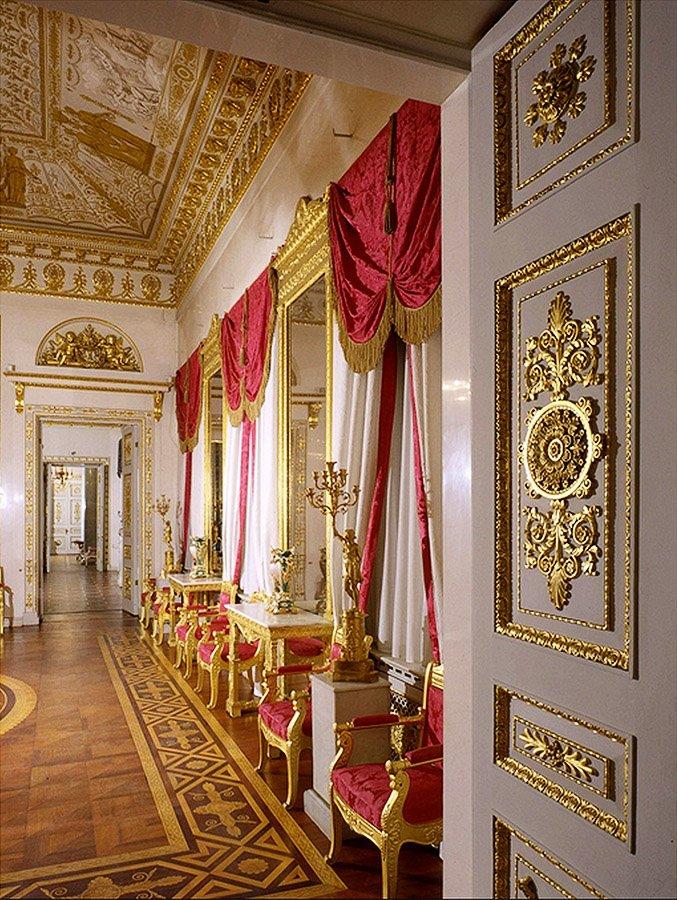 Экскурсия позалам Юсуповского дворца