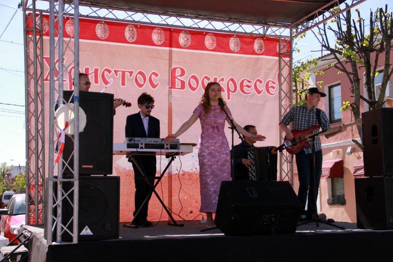 Пасхальный фестиваль «Красная горка» вГатчине 2019