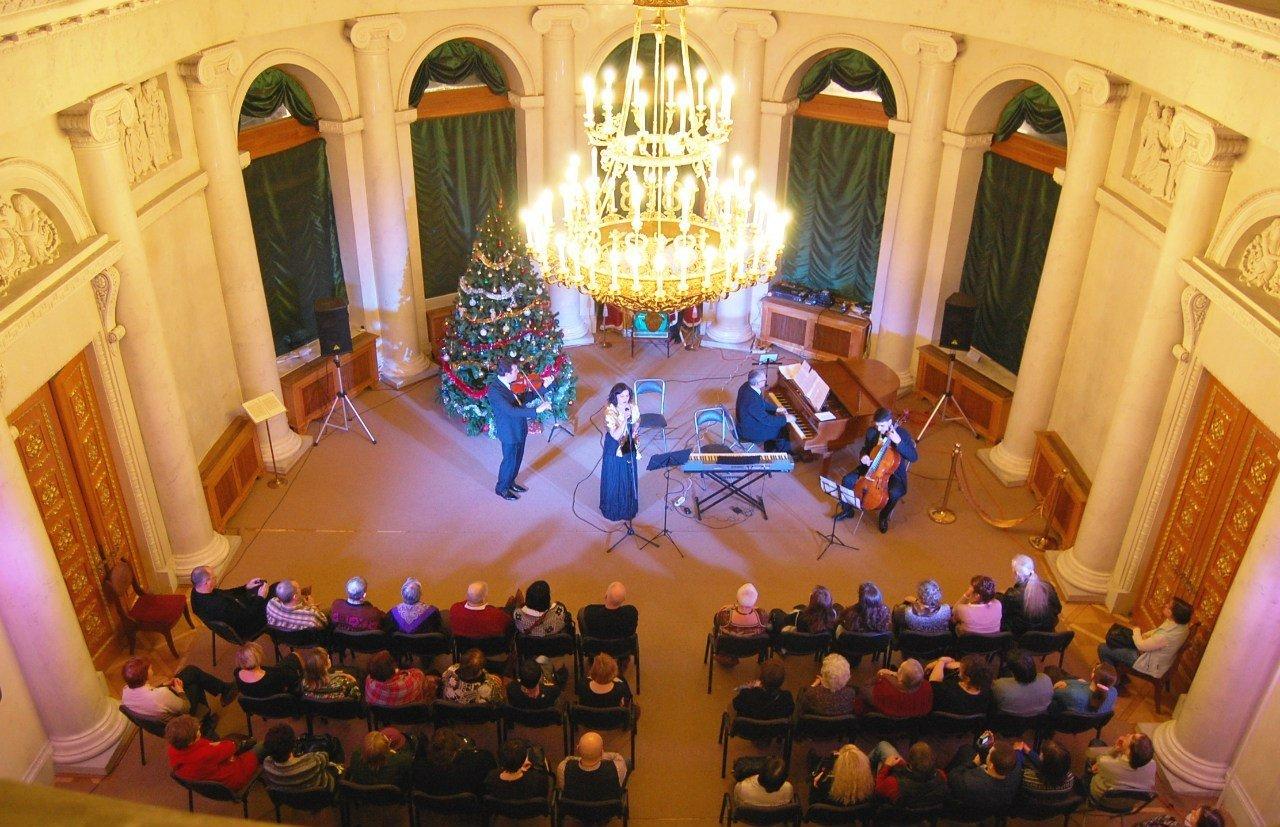 Концерт « Музыка для струнных. Бах, Паганини, ДеФалья, Шостакович, Чайковский»