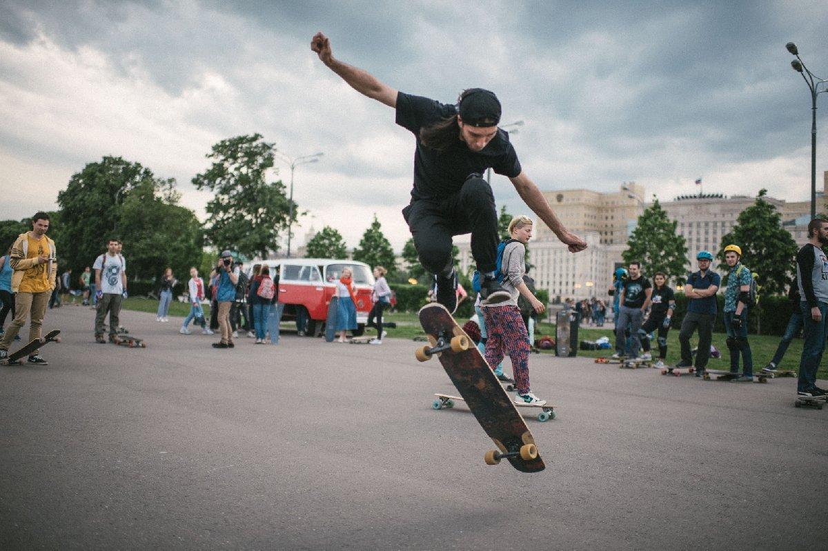 Бесплатные занятия налонгборде вСанкт-Петербурге 2017