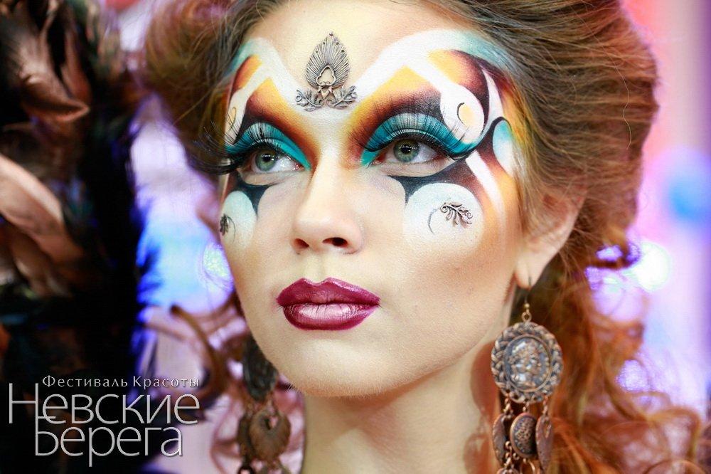 Фестиваль красоты «Невские Берега» сентябрь 2018