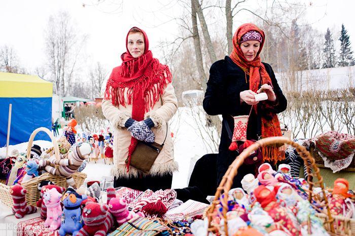 Масленица вмузее заповеднике «Павловск» 2017