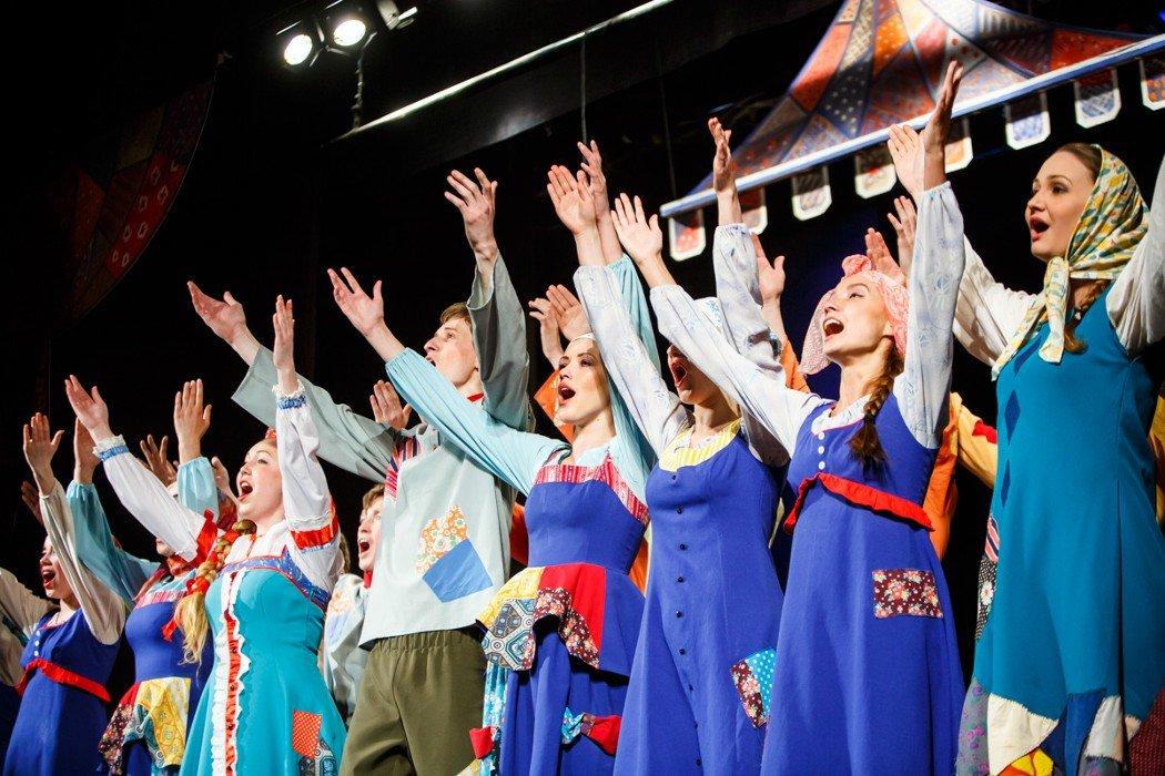 Фестиваль молодых театров «Здесь исейчас»