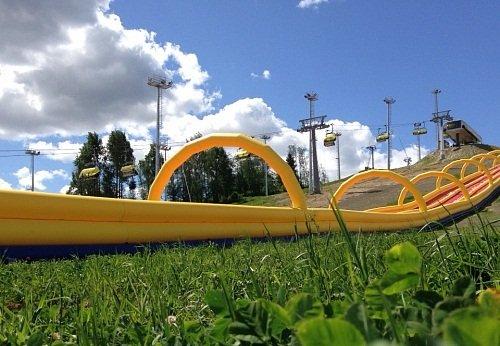 Летние развлечения в«Охта парке»