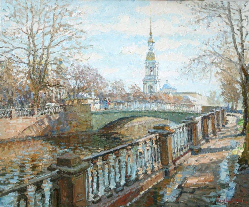 Молодежный фестиваль искусств «Русская весна вПетербурге»