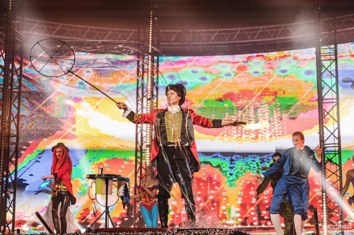 Фестиваль уличного искусства икультуры осень 2021