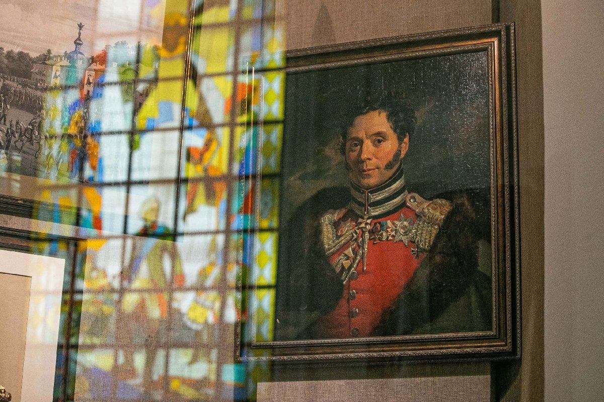 Выставка «Кавалергарды иКонная гвардия. XIX век»