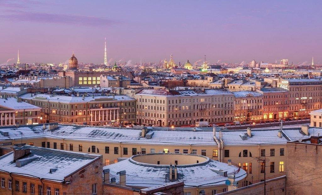 Топ-10 интересных событий вСанкт-Петербурге навыходные 24 и25 ноября
