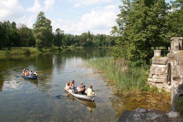 Экскурсия «По глади парковых озер» 2016