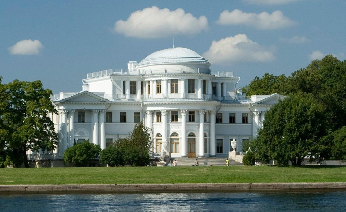 Елагин дворец открывается после реставрации