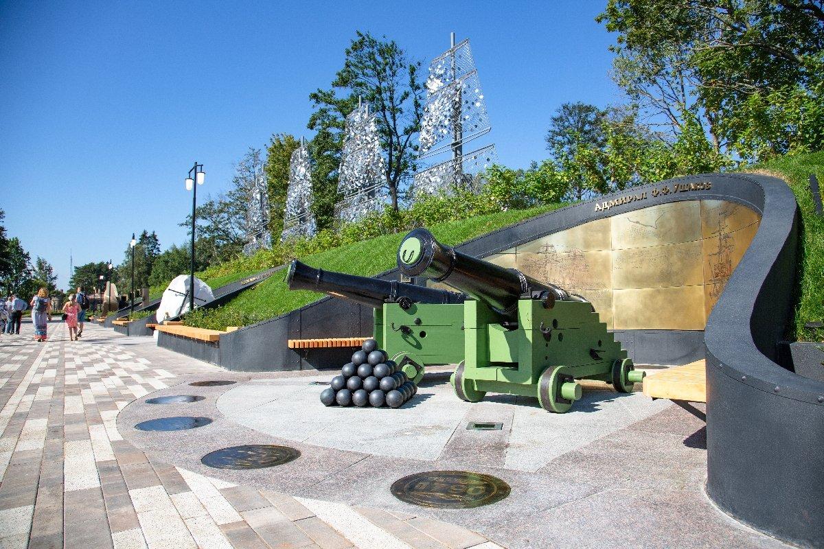 Музейно-исторический парк «Остров фортов»