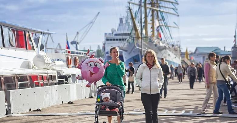 Санкт-Петербургский международный морской фестиваль 2017