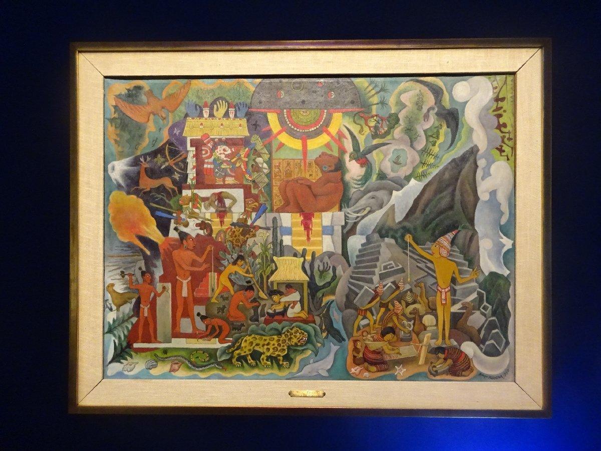Выставочный проект «Viva laVida. Фрида Кало иДиего Ривера»