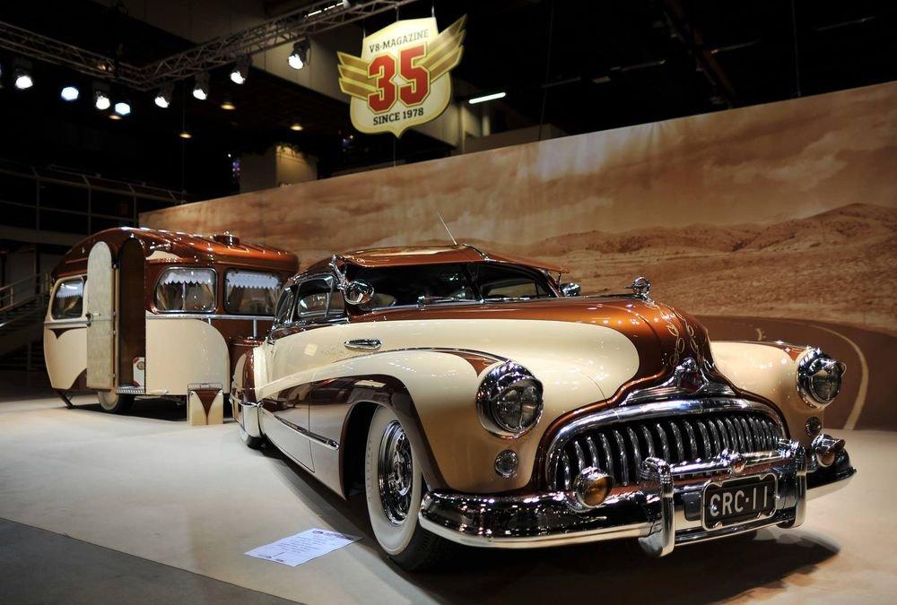 Выставка ретро автомобилей «Muscle Car Show»