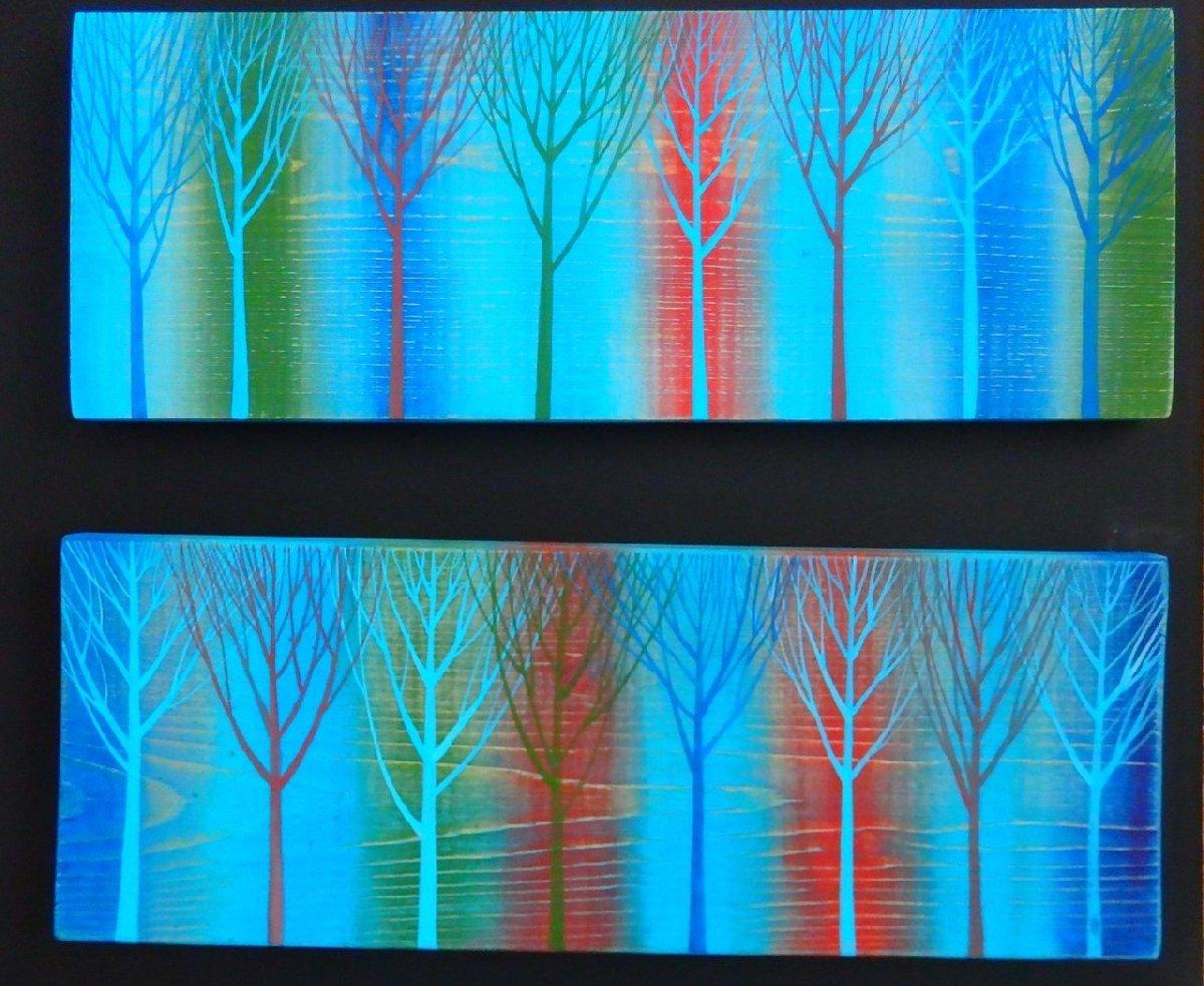 Выставка Выставка «Северное направление: нашествие цвета— 2»