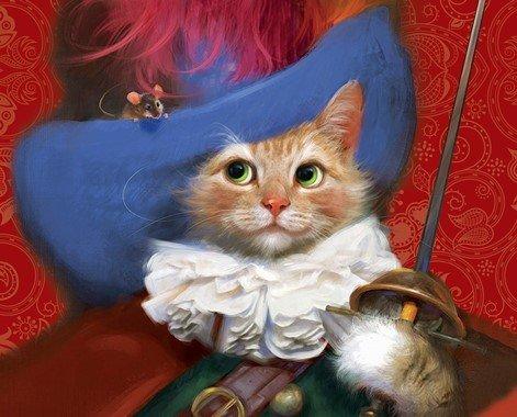 Мюзикл для детей ивзрослых «Кот всапогах»