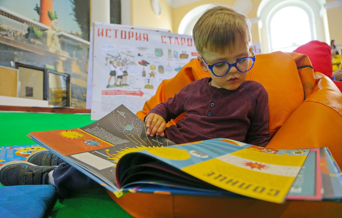 Санкт-Петербургский Международный Книжный Салон