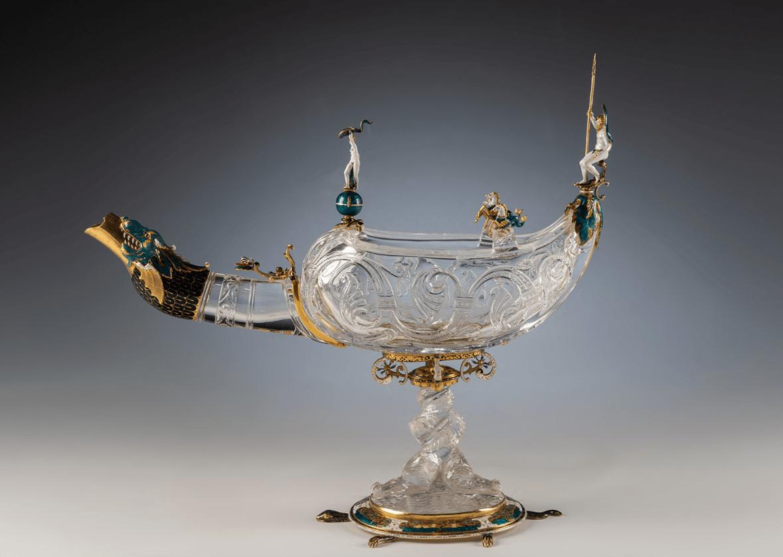 Выставка шедевров изколлекций Cartier иЭрмитажа