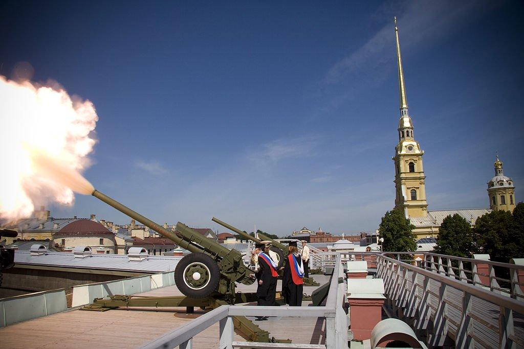 День Российской Гвардии 2016
