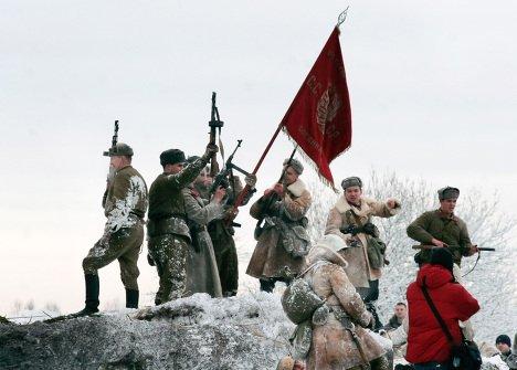 Военно-историческая реконструкция вКрасном Селе