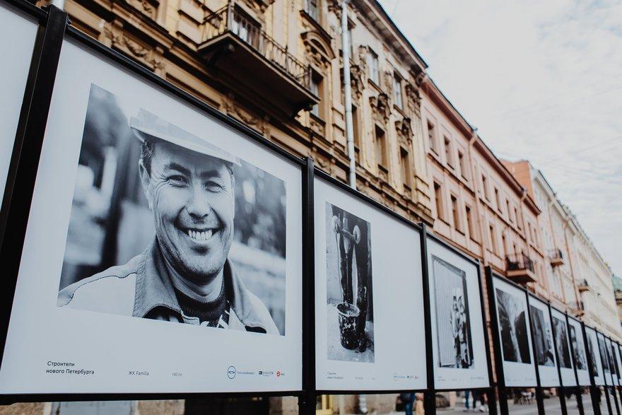 Выставка «Строители нового Петербурга»