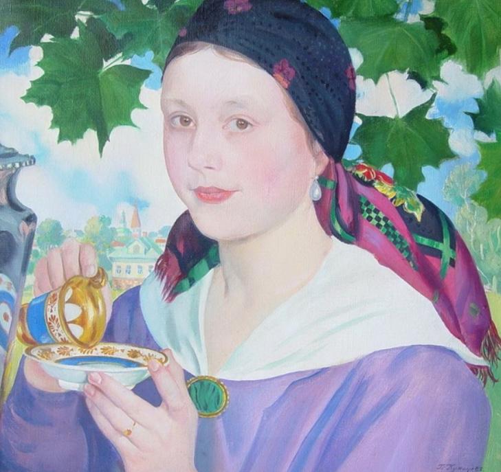 Выставка «Борис Кустодиев»
