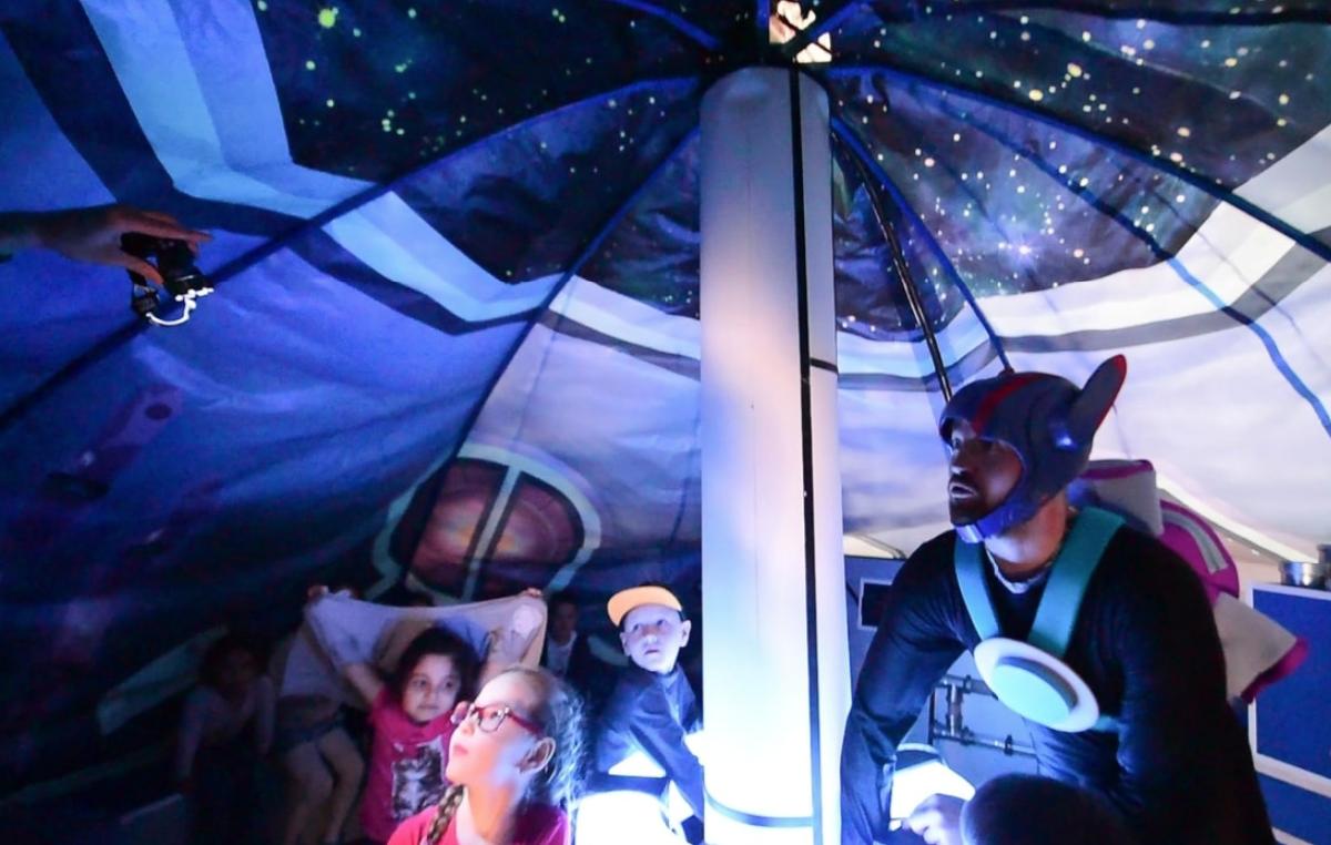 Квест для детей «Хранители будущего итайна капсулы времени»