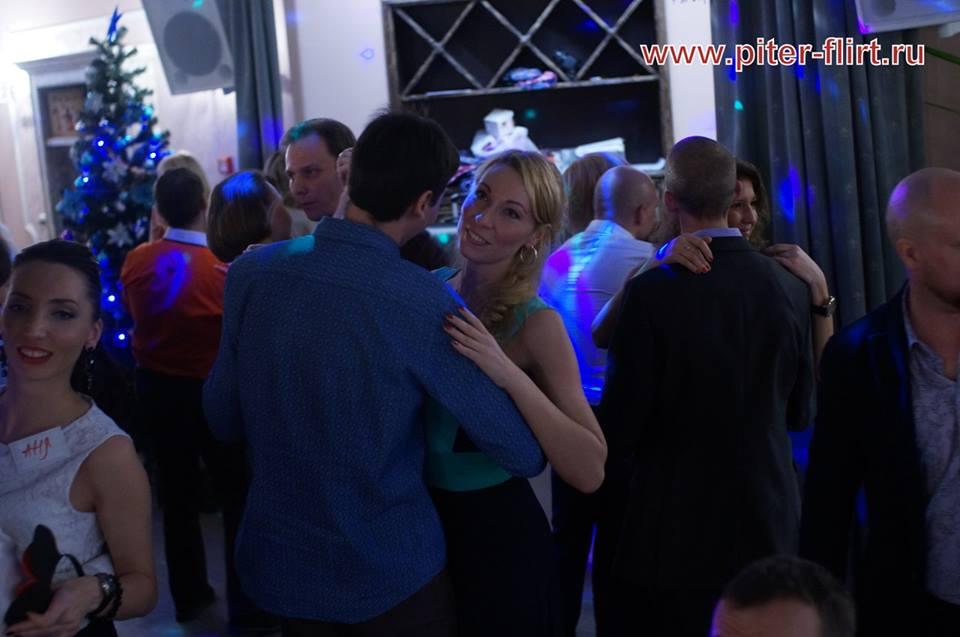 Новогодняя ночь вклубе знакомств «Piter-Flirt»