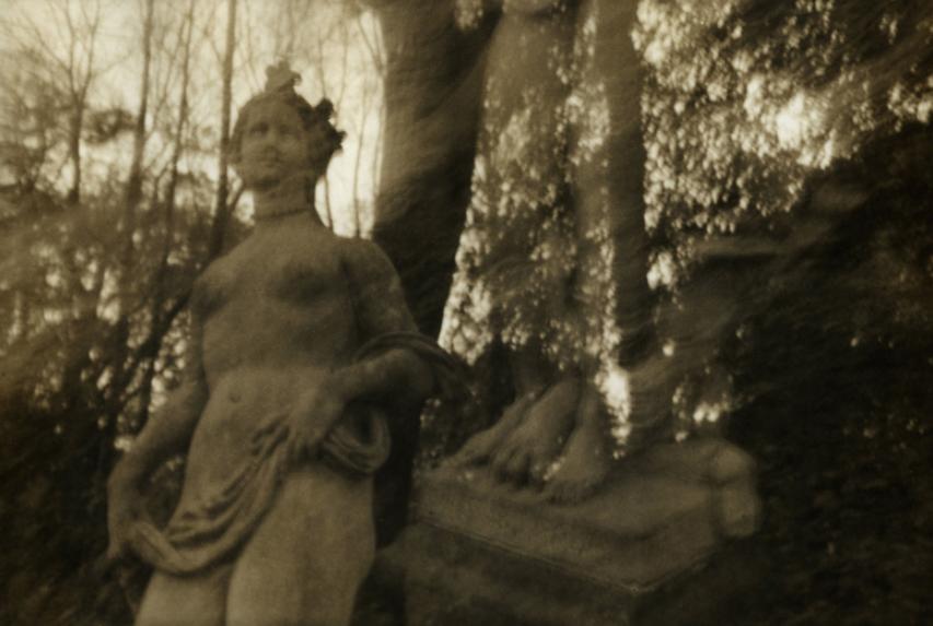 Выставка «Страшные сказки Летнего сада»