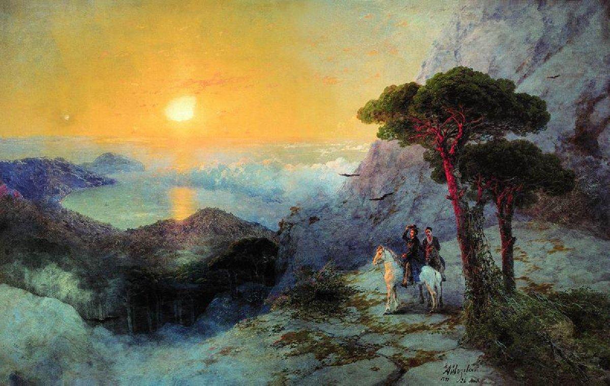 Выставка «Прекрасны вы, брега Тавриды»