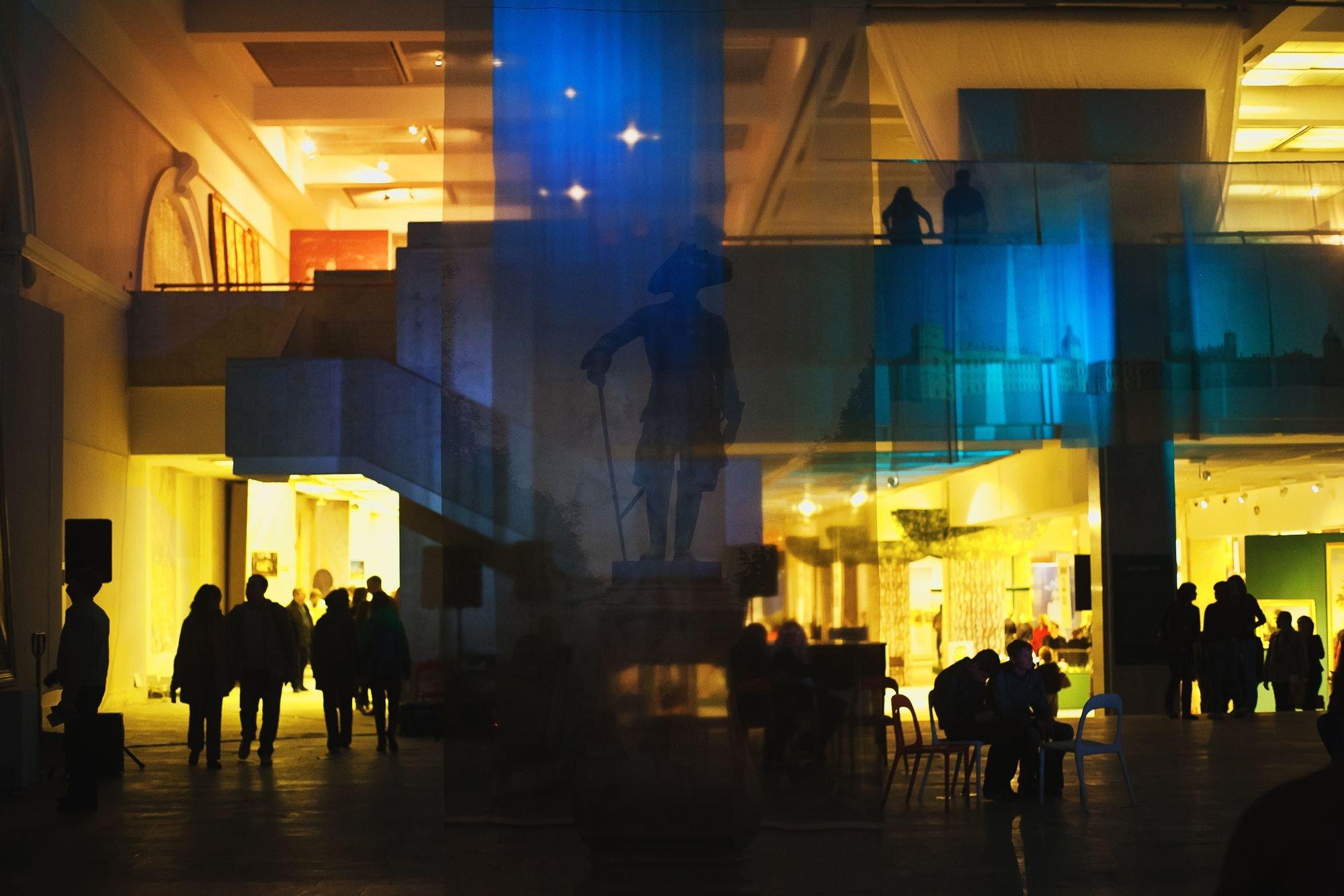 Ночь музеев в Петербурге уже сегодня