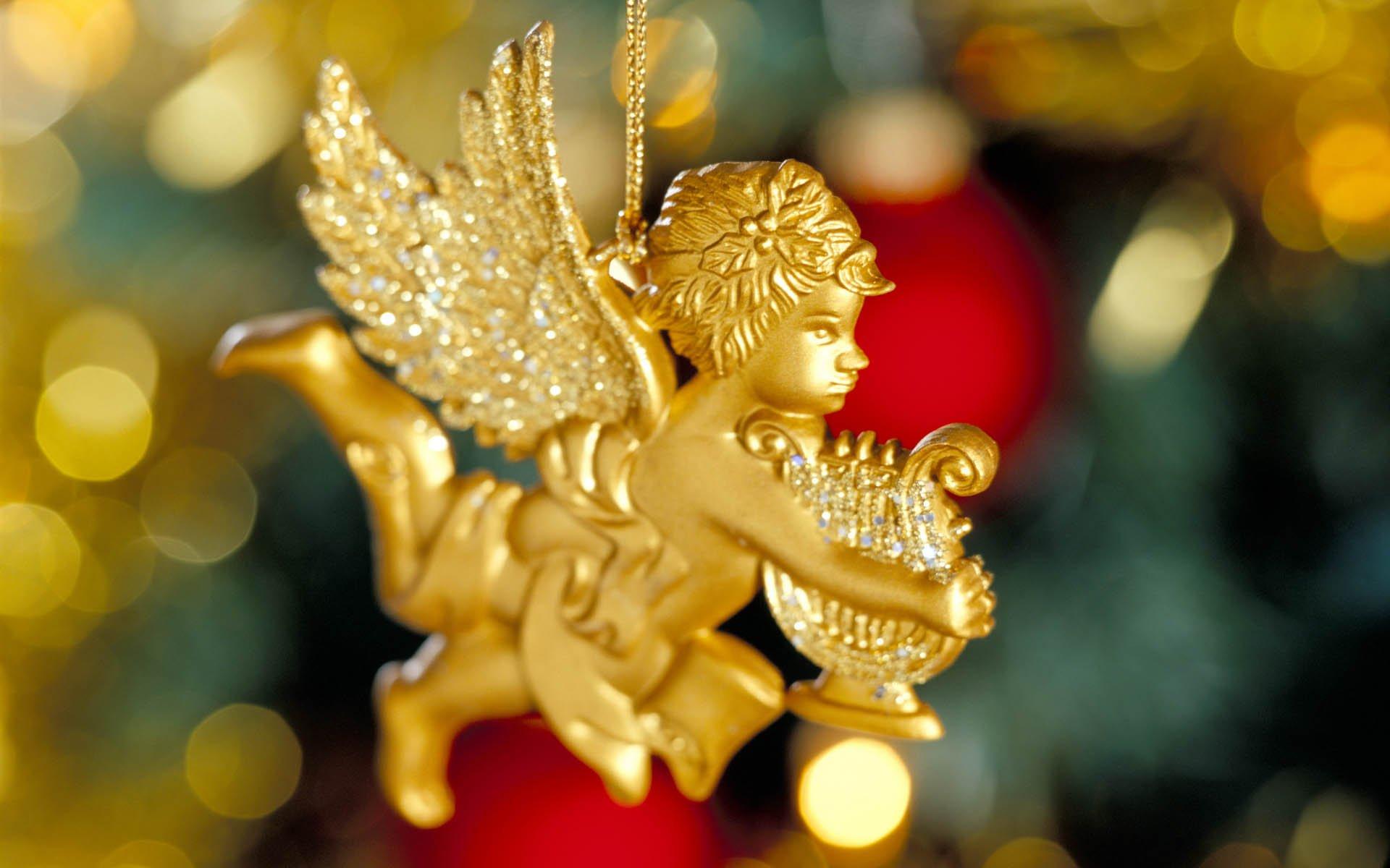 Выставка «Светлый ангел Рождества»