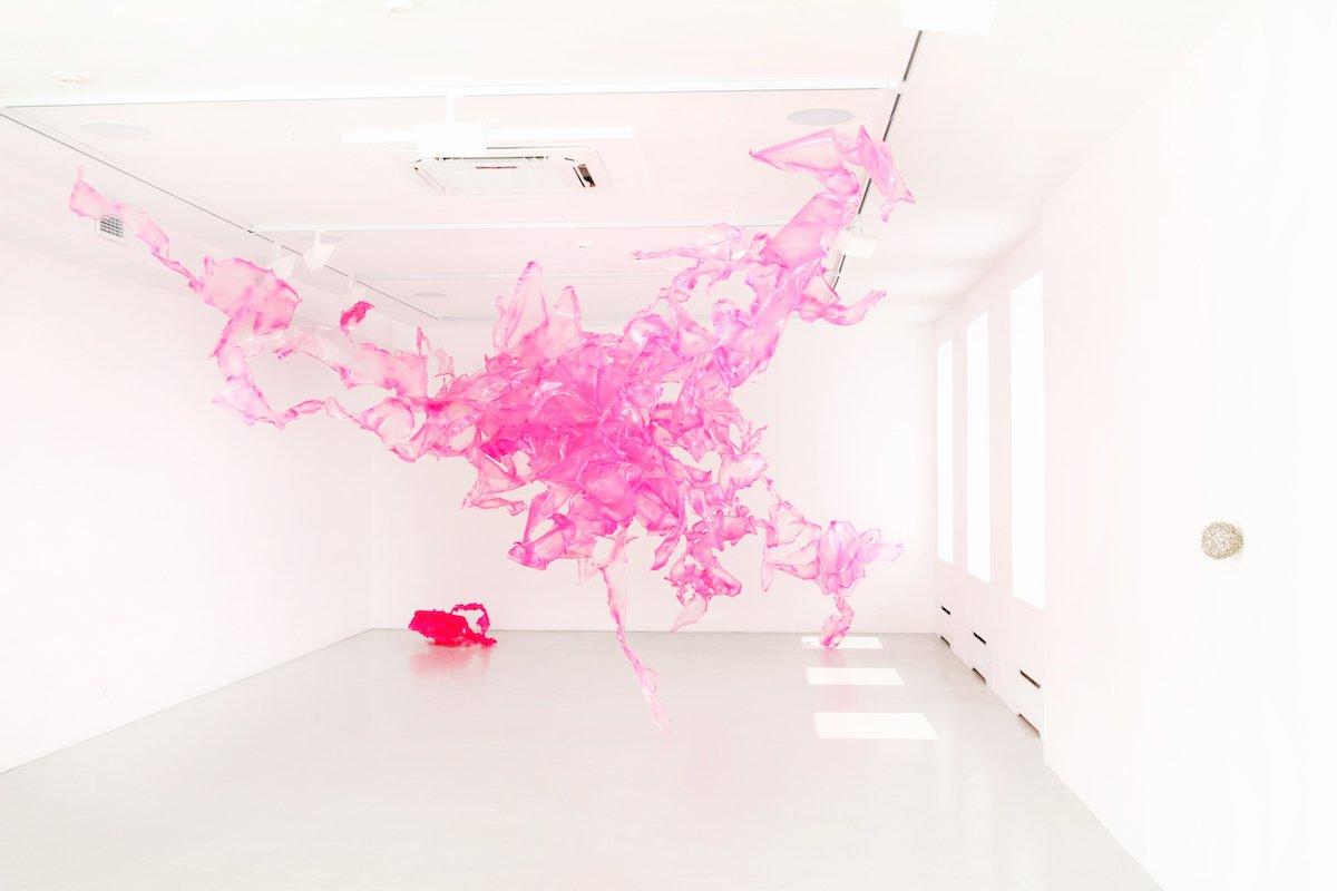 Выставочный проект Anna Nova Gallery вОхта Lab