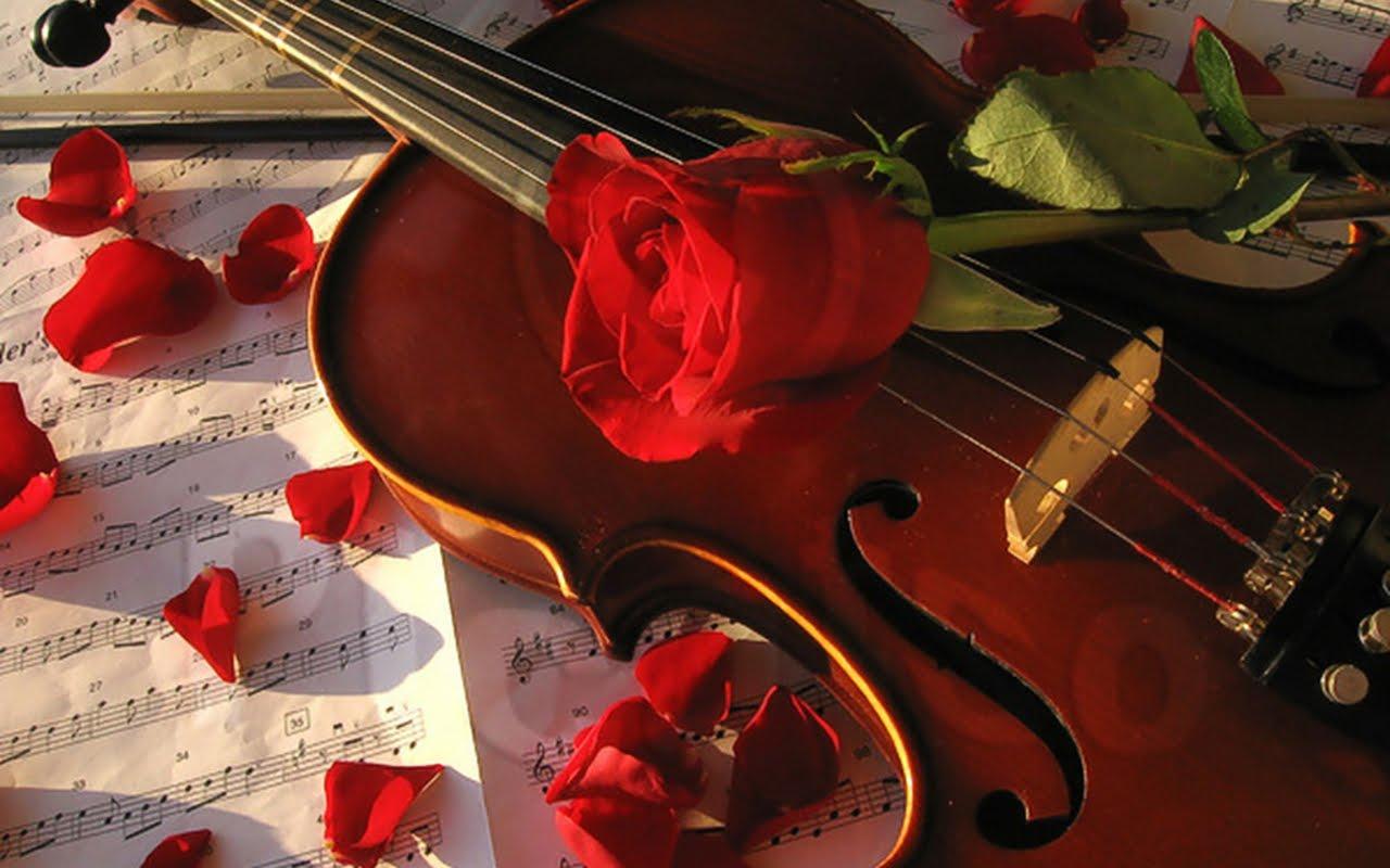 Открытки любовь и музыка, днем учителя