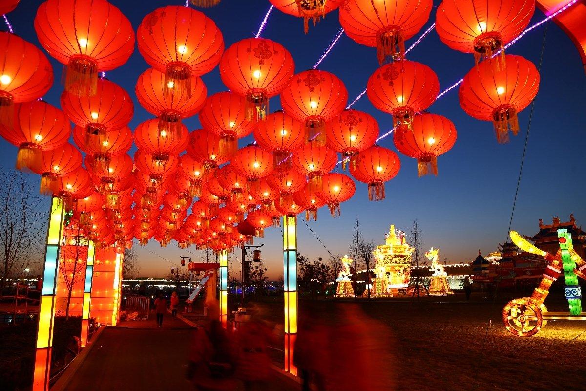 Фестиваль «Китайский Новый год– веселый праздник весны-2019»