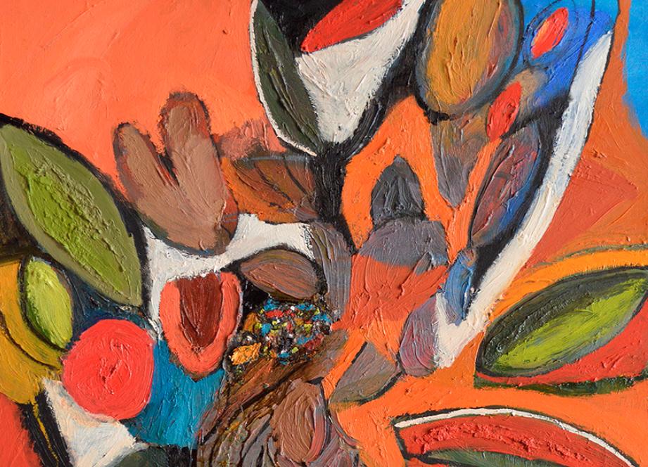 Выставка «Абстракция»