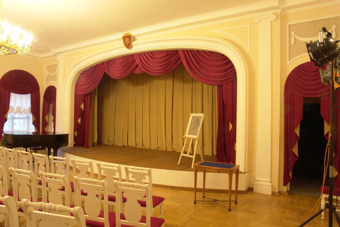 «День театра» вмузее театрального имузыкального искусства 2017