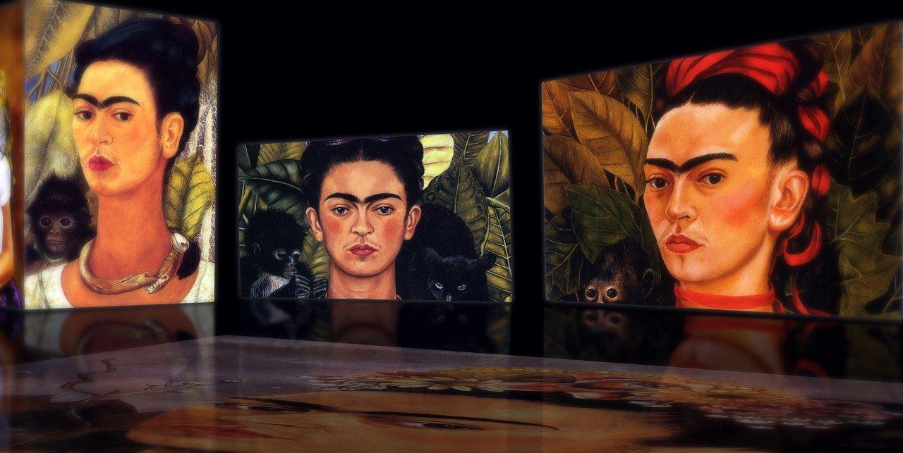 Выставка «Фрида Кало— Ожившие полотна»