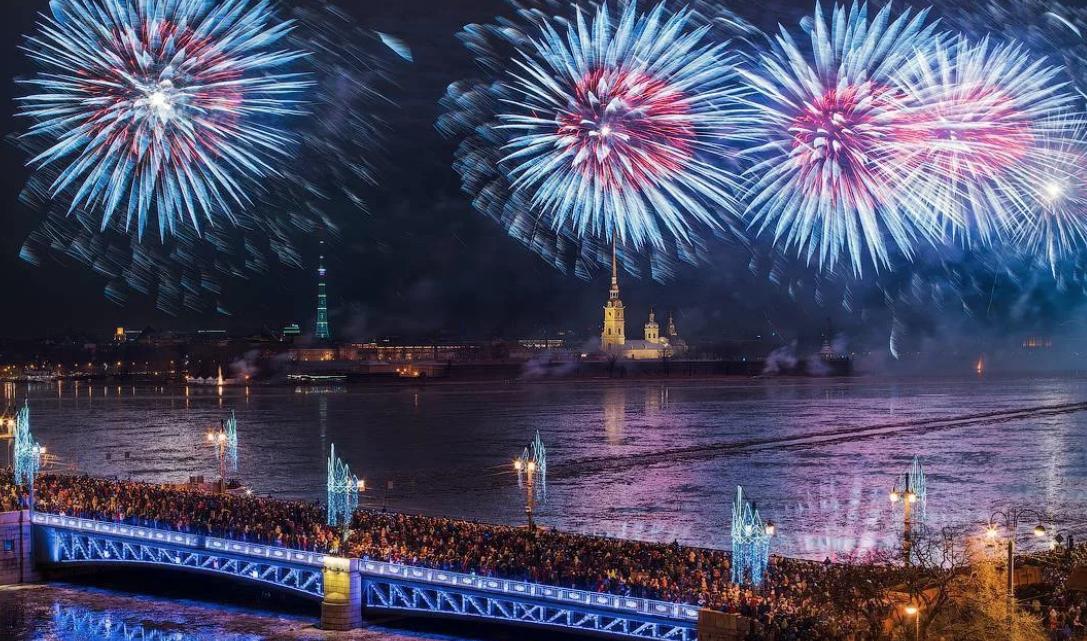 Новогодняя Ночь-2019 вСанкт-Петербурге