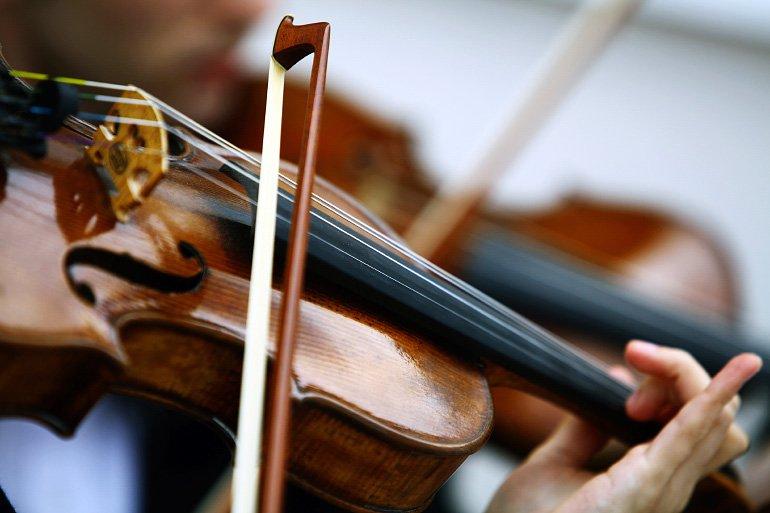 Концерт «Скрипка наНевском»